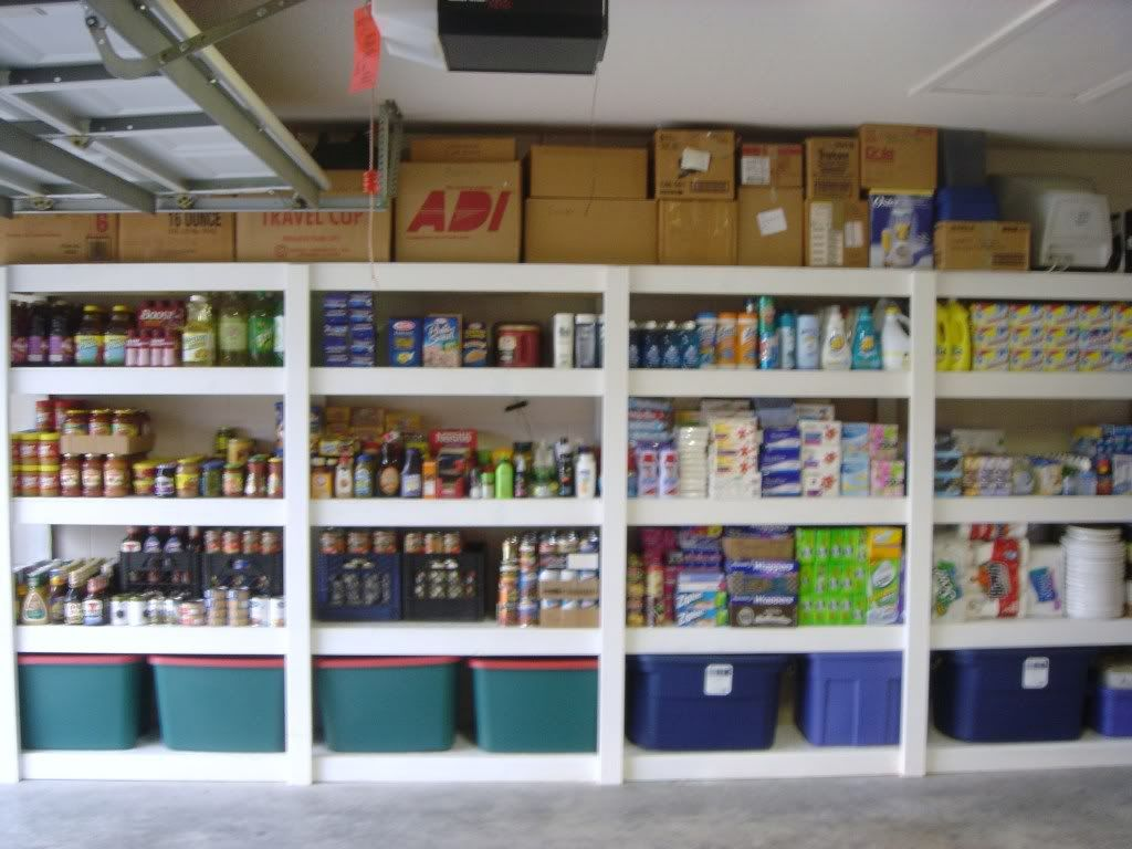 Image Detail For  Garage Shelving Project :: DSC00517 Picture By  Nrpeace17 . Diy ...