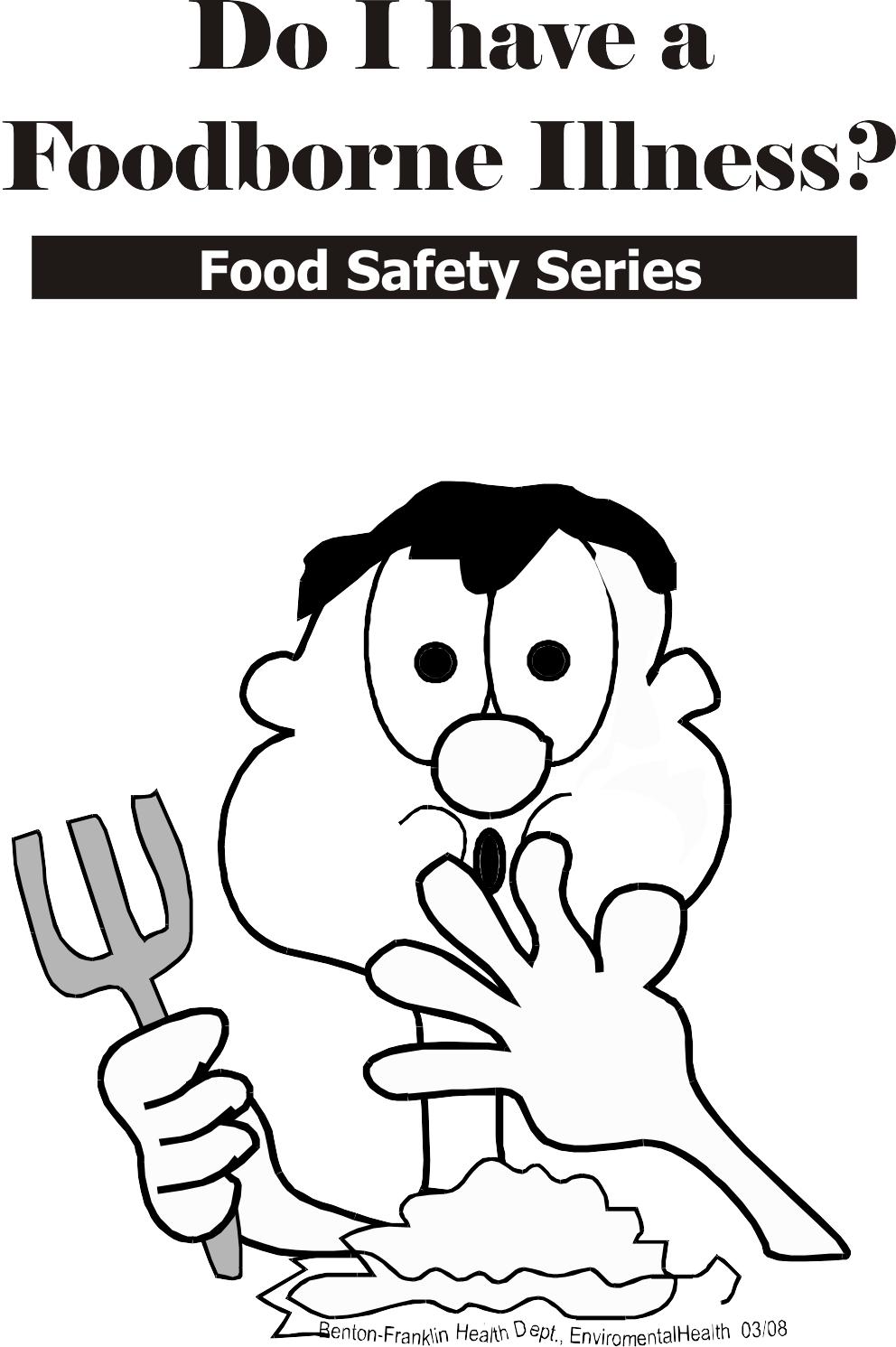 Brochure on Foodborne Illness. Food borne illness, Food