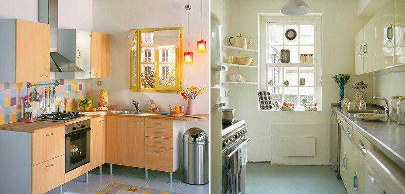 decoracion de cocinas pequeas sin ventanas  Buscar con