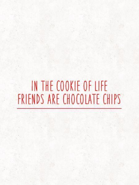 Share it! 16 yummie chocoladequotes