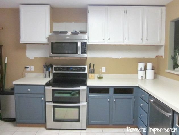 How to Raise Your Kitchen Cabinets to the Ceiling  My