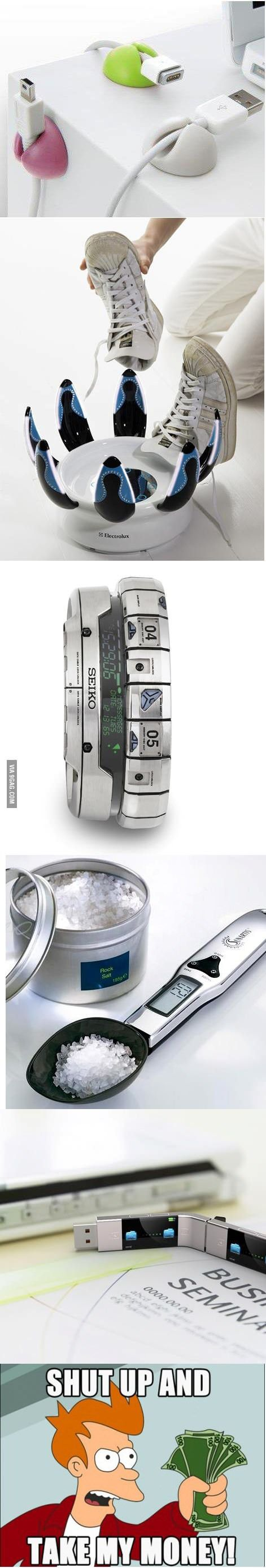 shut up and take my money amazing inventions