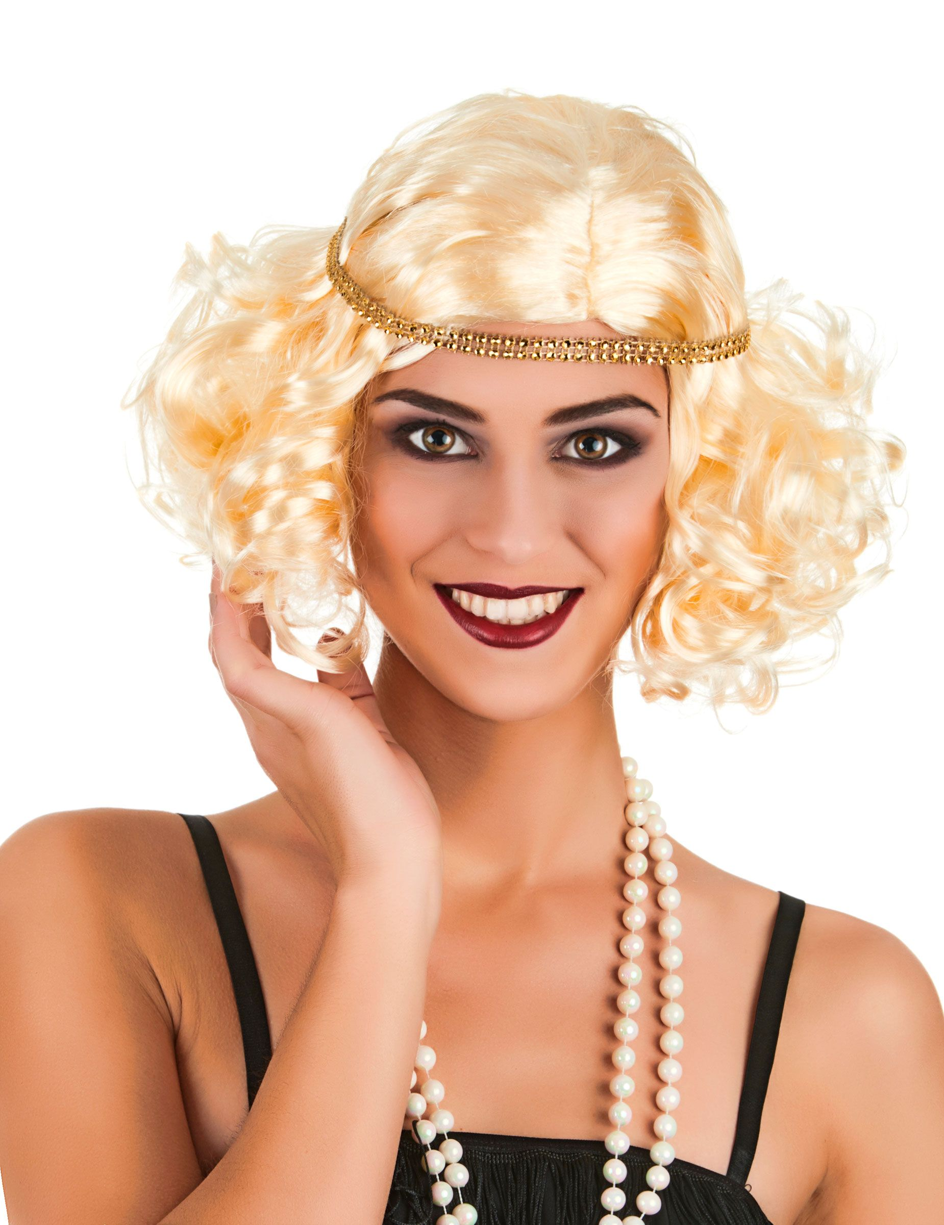 Blondes Amateur Kurzes Haar Platin Blondes