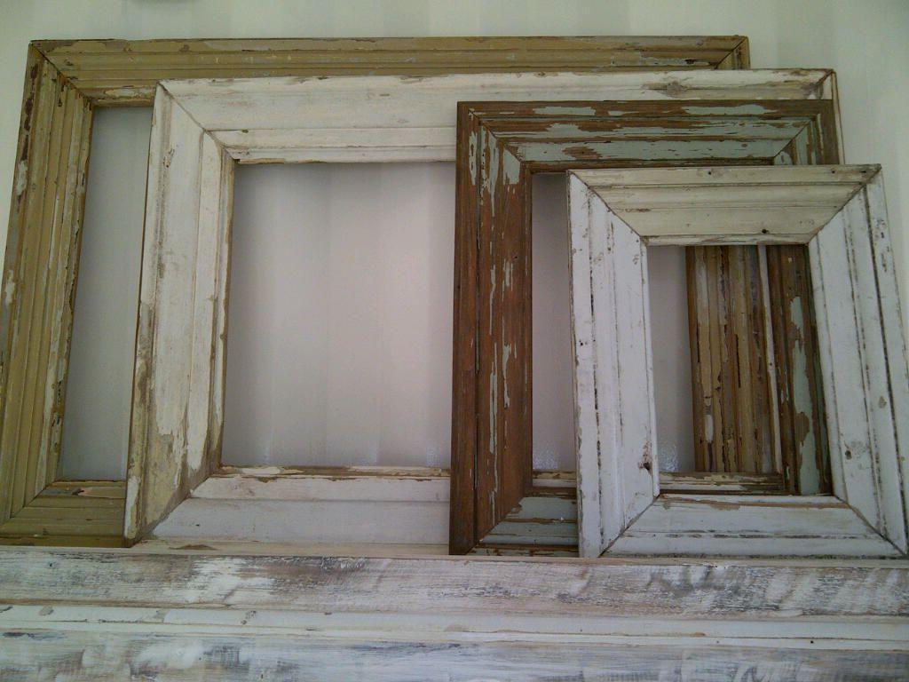 Marcos de madera para cuadros o espejos santomercado - Espejos marco madera ...