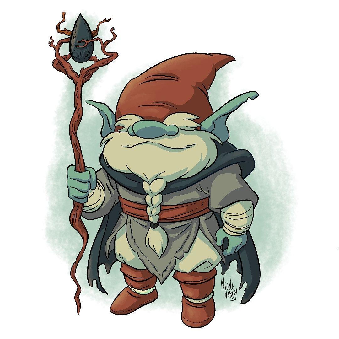 Pin On Gnomes