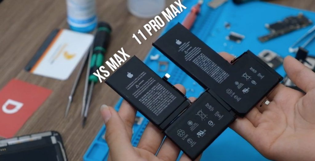 Apple iphone 11 pro max battery secrets revealed in first
