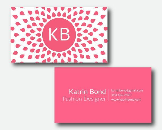 Business card photoshop template pink business cards personal business card photoshop template pink business cards personal business cards custom business cards simple business cards elegant wajeb Choice Image