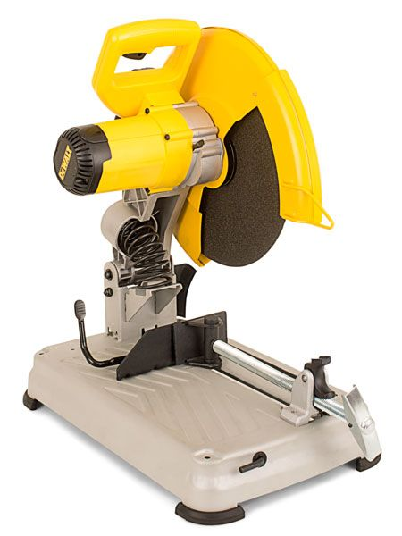 8 best chop saw reviews metal shop blade and cord the predator of power tools an abrasive chop saw can cut nearly anything keyboard keysfo Images