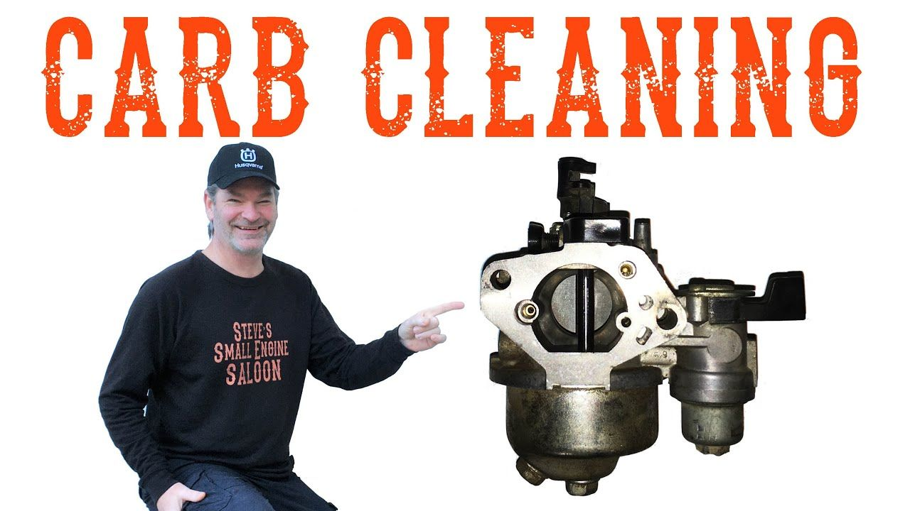 Pin on Honda carb cleaning