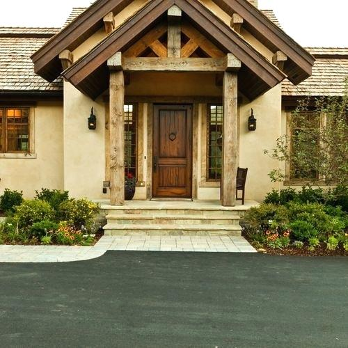 Stucco Ideas For Front Of House Stucco House Front Door Home