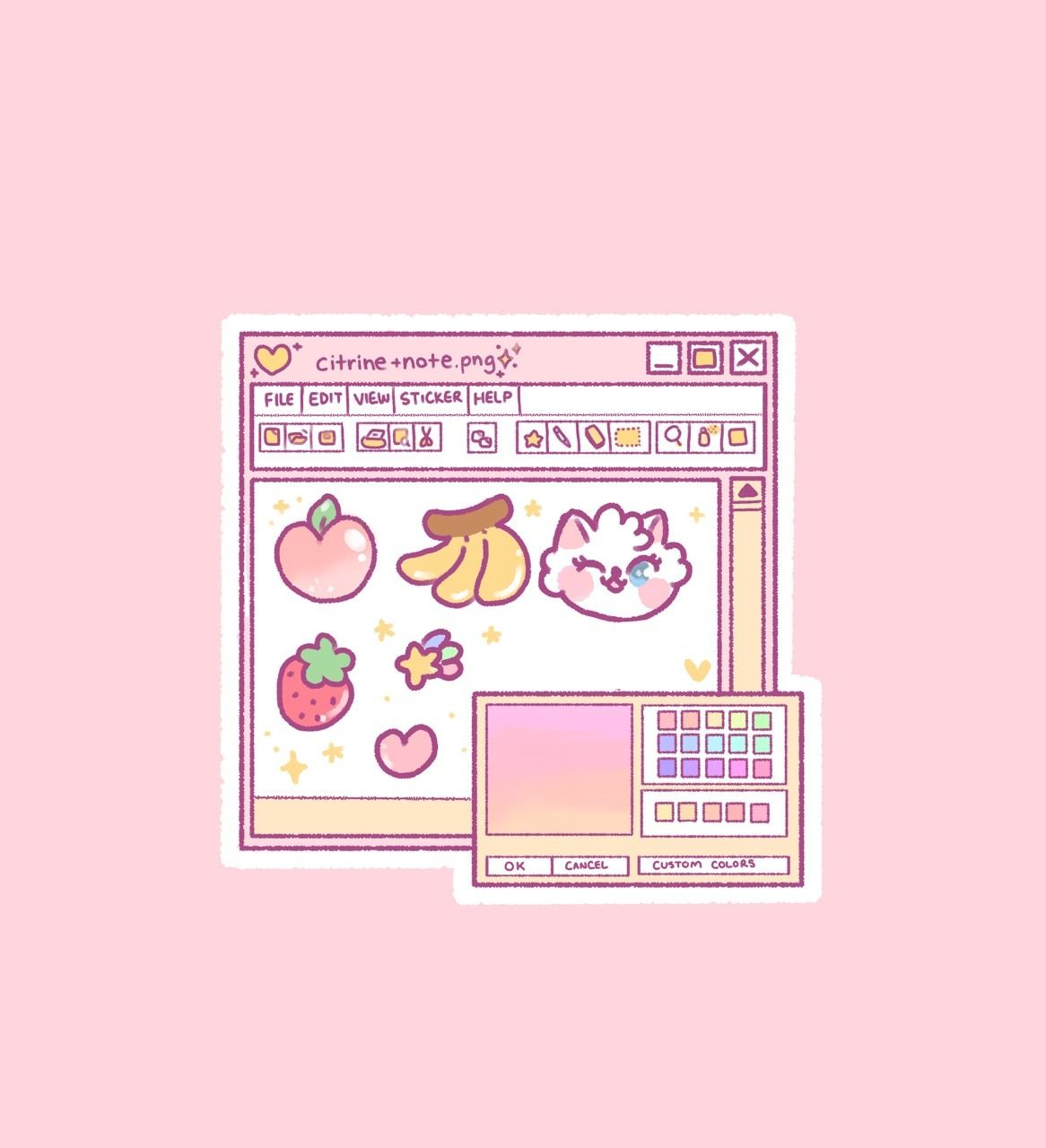 Pastel Tumblr Pastel Pink Aesthetic Kawaii Wallpaper Wallpaper Iphone Cute