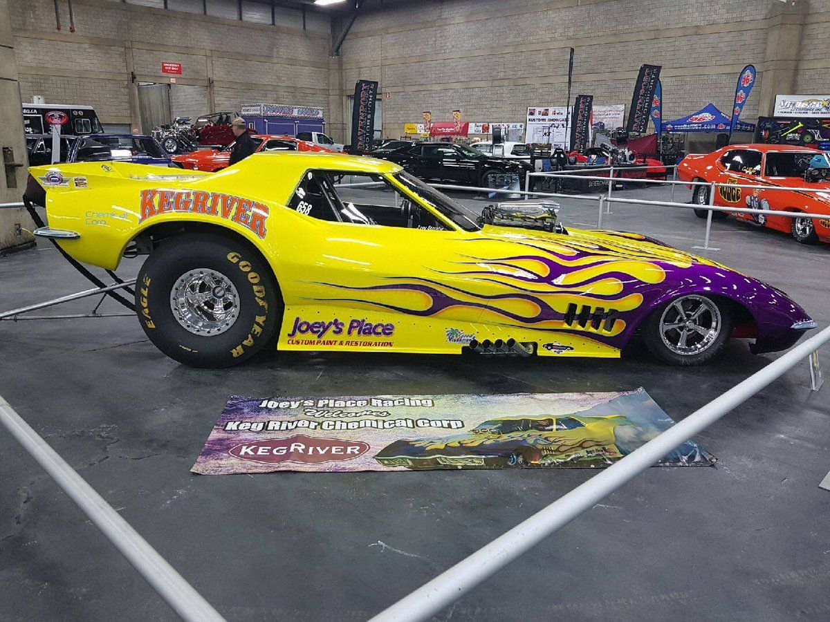 2018 Pirelli Great 8 Finalist At Meguiars Detroit Autorama