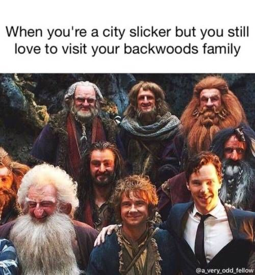 23 Of Today S Freshest Pics And Memes In 2020 Hobbit Memes Lotr Funny The Hobbit