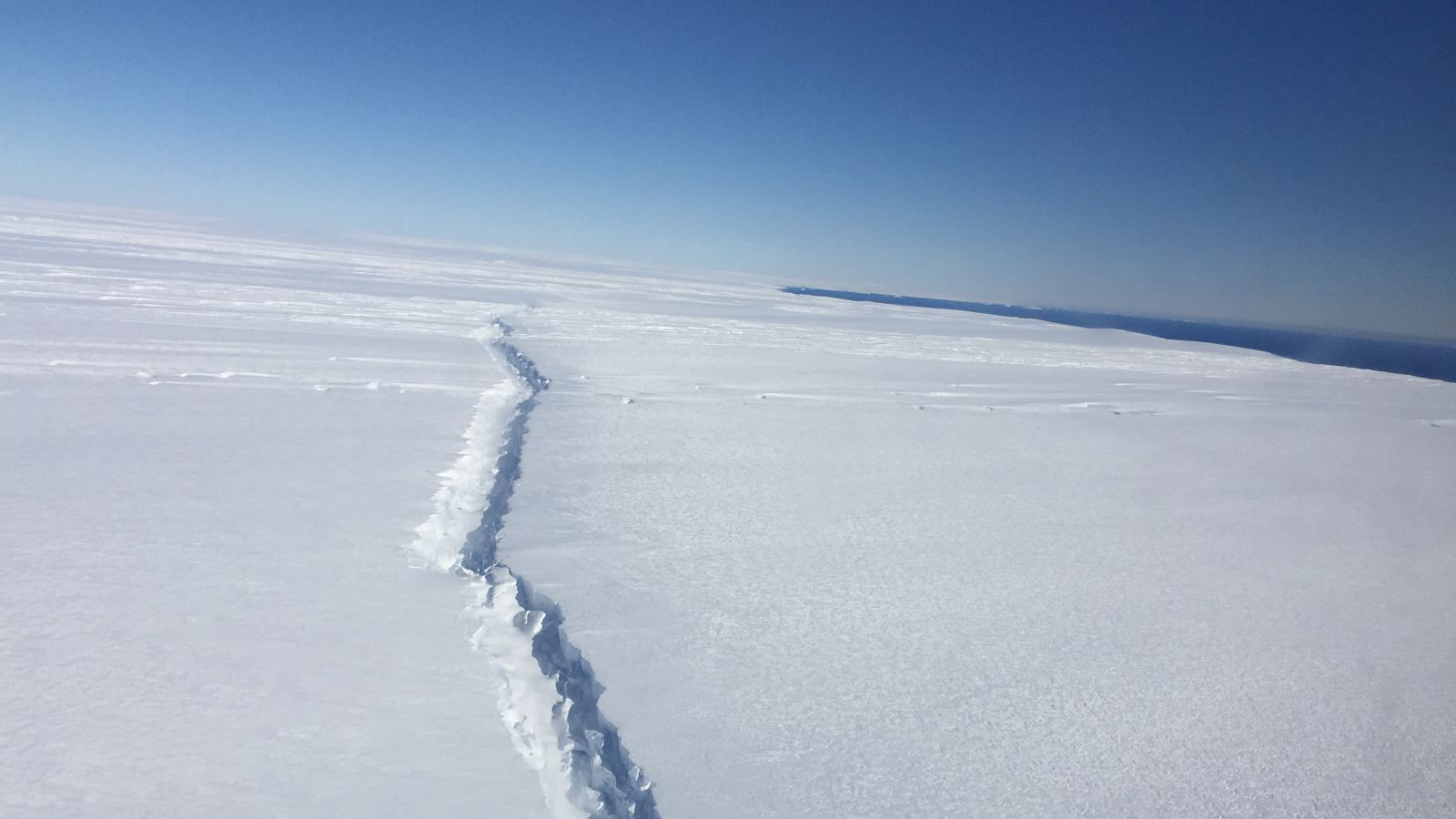 #the5: Huge Cracks In the West Antarctic Ice Sheet May Signal Its Collapse: