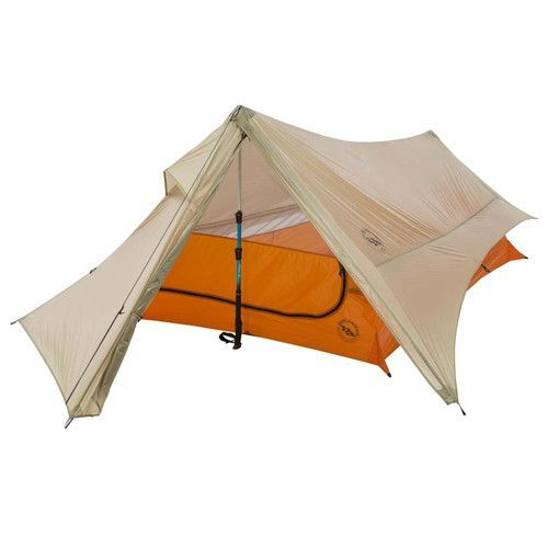 The Big Agnes Ultralight Backpacking Tent Scout Plus 2 is a new-school version of your old-school A-frame wall tent or tarp. This single-wall tent uses your ...  sc 1 st  Pinterest & Big Agnes Ultralight Backpacking Tent Scout Plus 2 | Camping ...