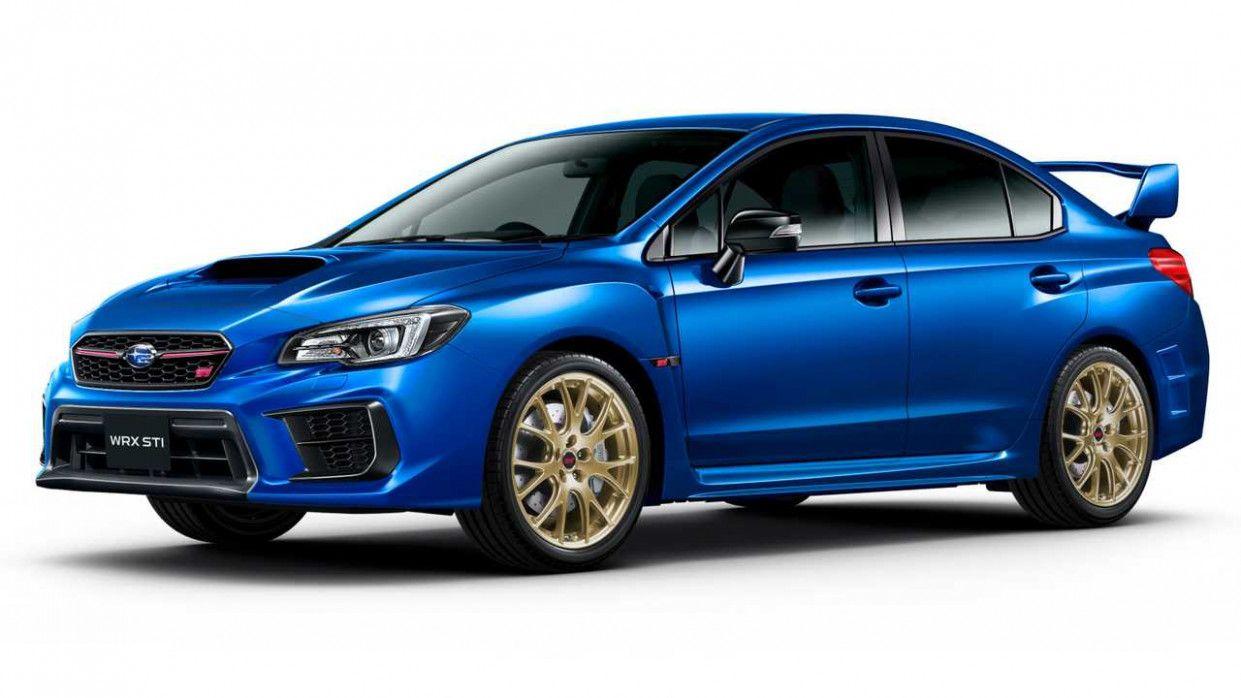 2020 Subaru Impreza Wrx Sti Hatchback In 2020 Subaru Wrx Subaru Wrx Sti