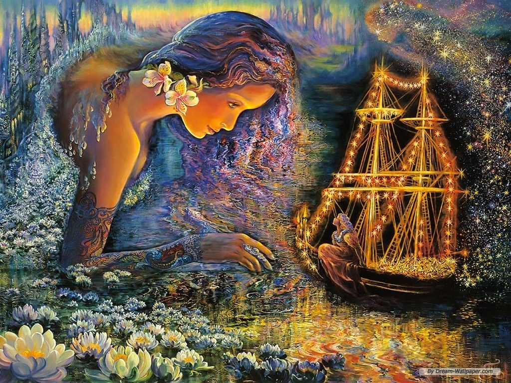 wallpaper josephine illustration fantasy -#main