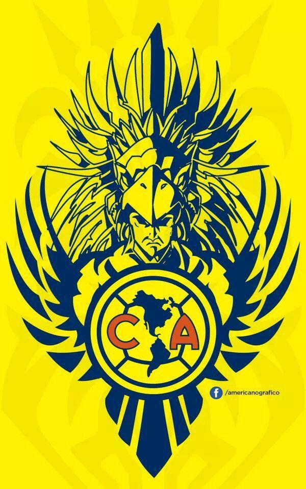 Club America Super Americanista Pinterest Club America
