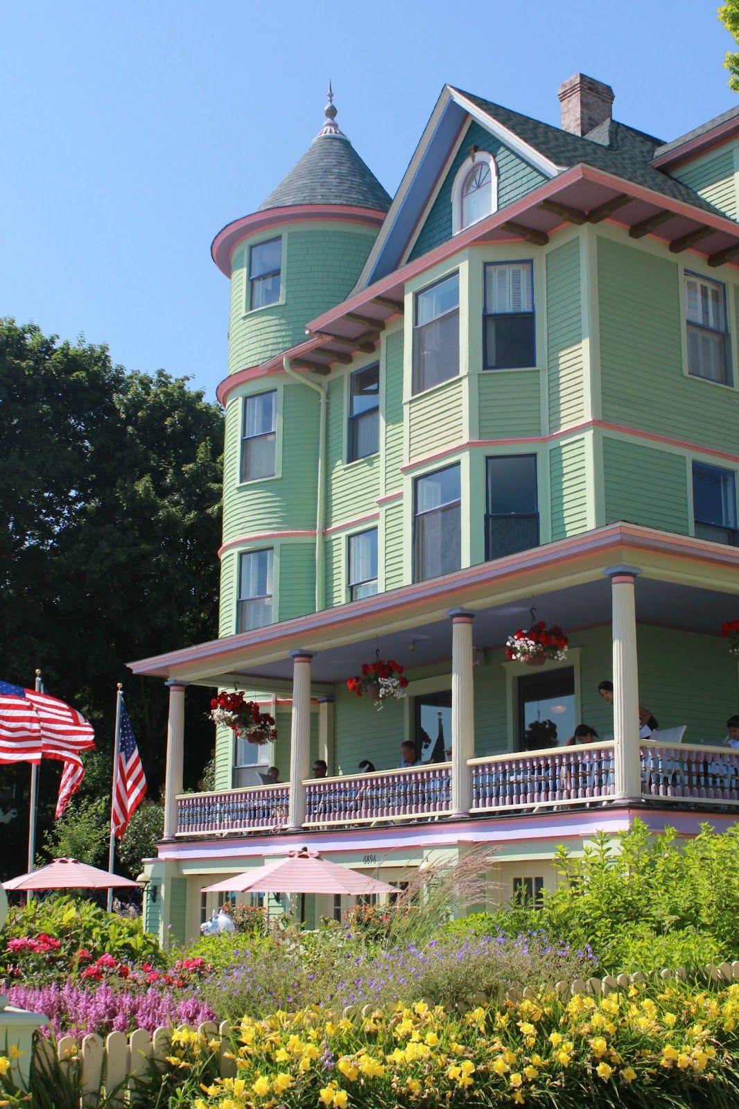 The Inn on Mackinac Bed & Breakfast on Mackinac Island, MI