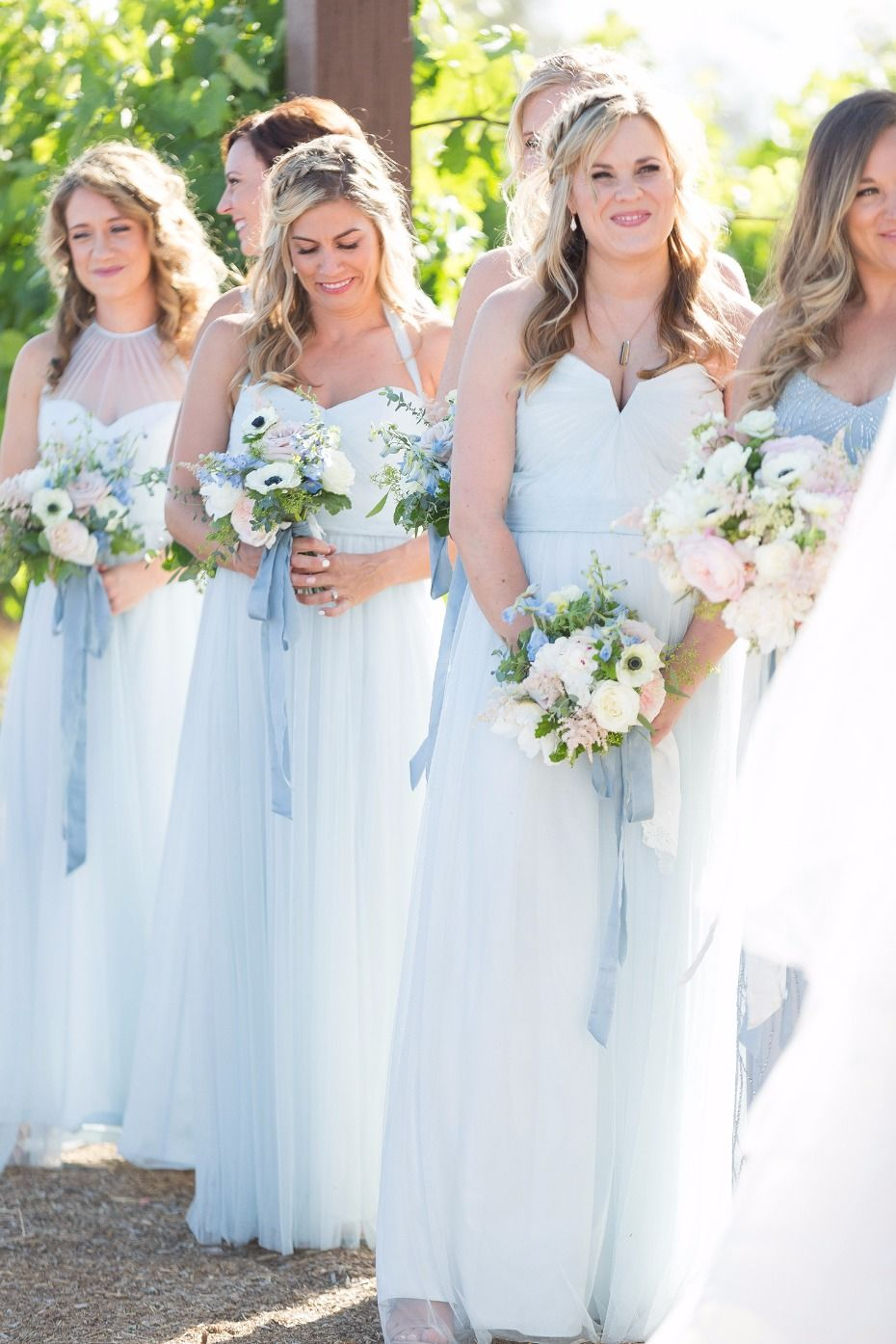 Get That Spring Feeling At This Whimsical Winery Wedding Light