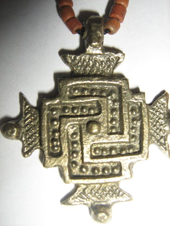 Swastika Amulet Swastika Is Ancient Symbol For