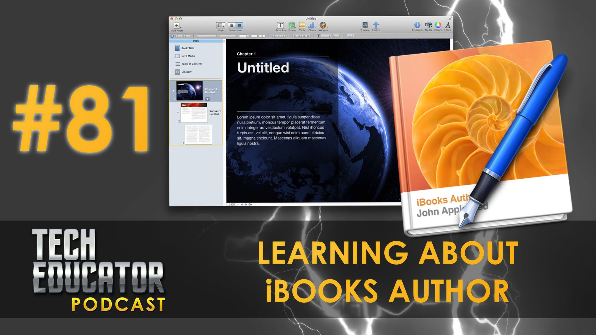 Create multi touch books with iBooks Author56 minute video Tutorial ...