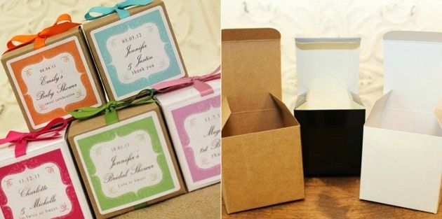 Personalized favor boxes labels favors box and weddings do it yourself favour boxes so cute solutioingenieria Images