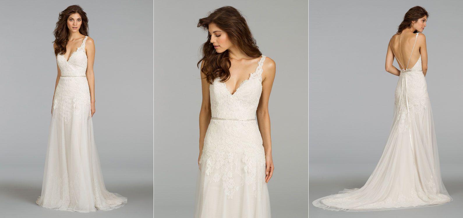 Bridal Gowns, Wedding Dresses by Alvina Valenta - Style AV9405 ...