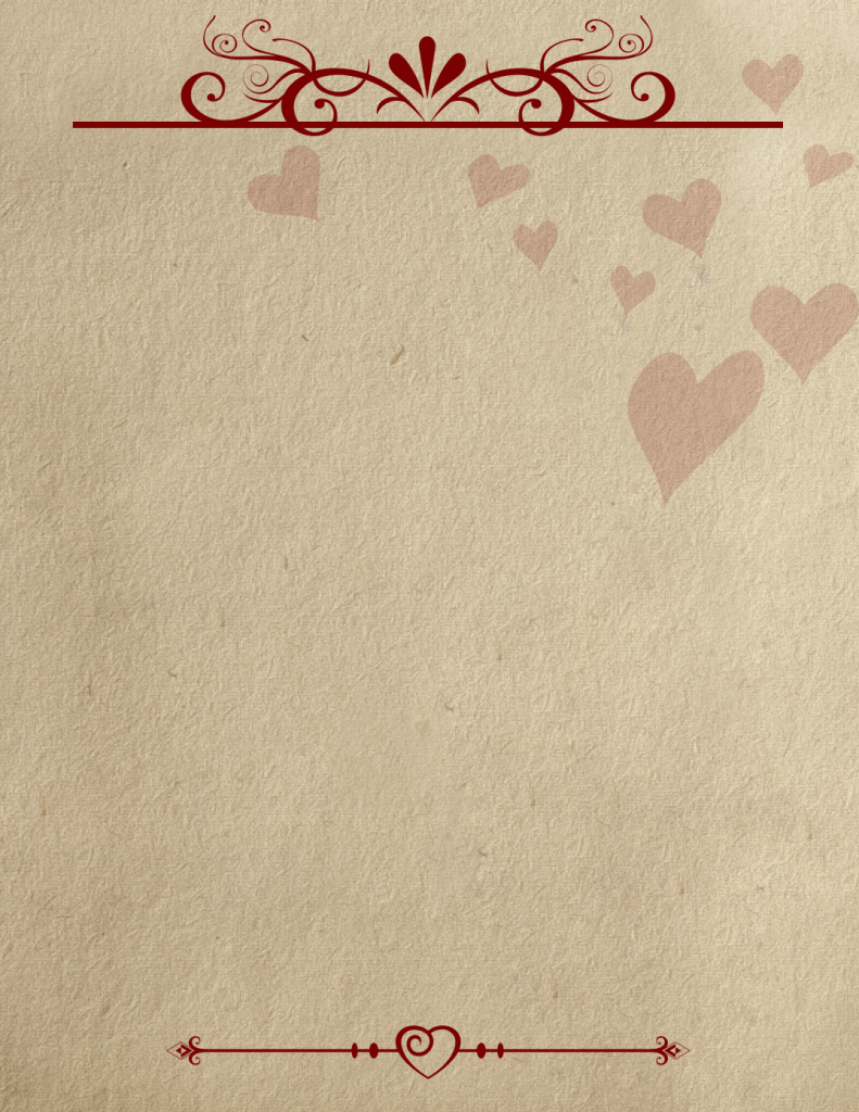 Love Letters Can Create A Love Story Valentines Wallpaper Love Letters Stationary Printable