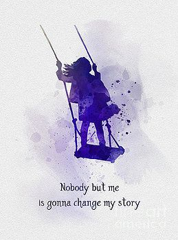 Nobody but me is gonna change my story by My Inspiration