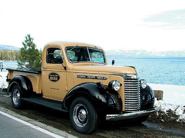 1940 Gmc Truck Front View Photo 1 Classic Trucks Gmc Trucks