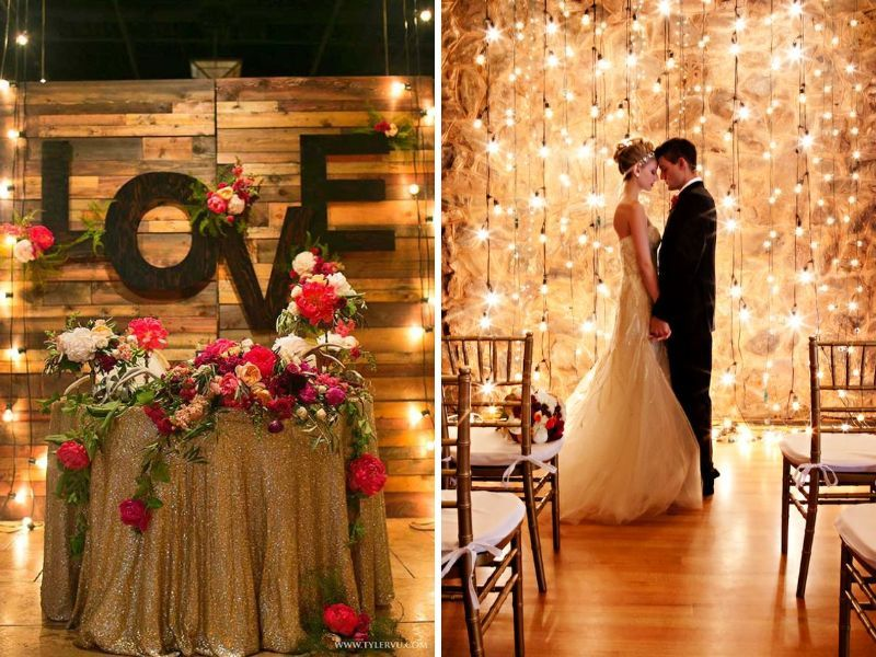 Wall Decoration For Wedding Ideas : Best wedding wall decoration ideas