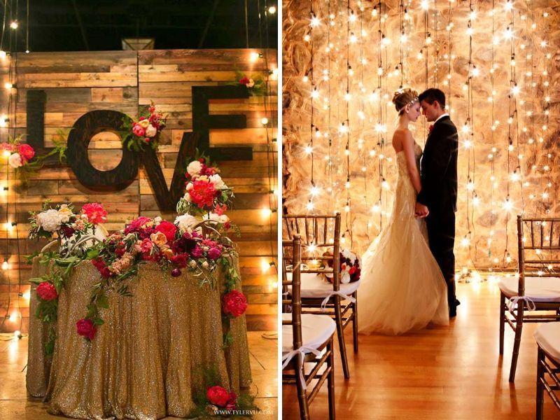 31 Best Wedding Wall Decoration Ideas Wedding Wall Decorations