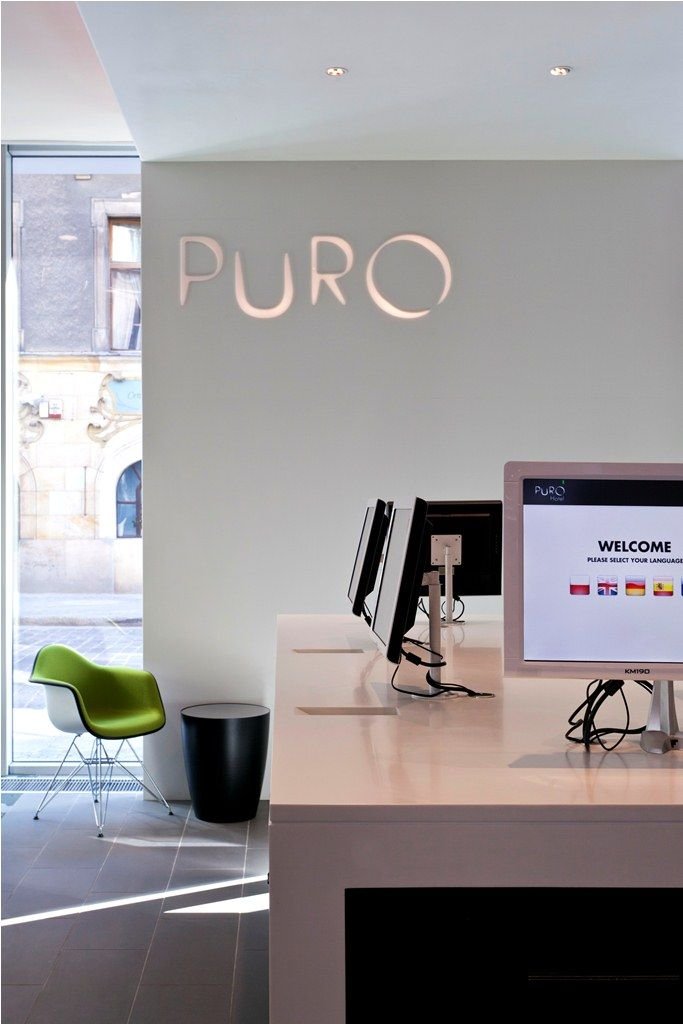 PURO Hotel — Wroclaw, Poland / Blacksheep