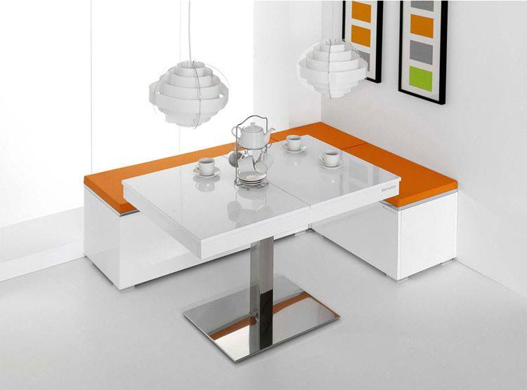 Rinconera para cocina, asientos rinconera cocina moderna | Mesa ...
