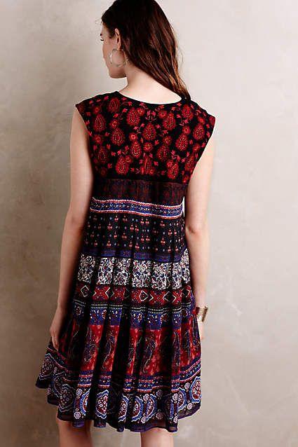 Lourdes Swing Dress - anthropologie.com
