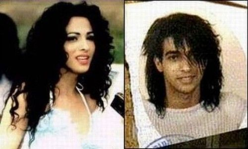 25 Men Who Became Women.   http://www.funkytown.com/men-transform-ointo-women   (Most of them looked good being women!)  :D