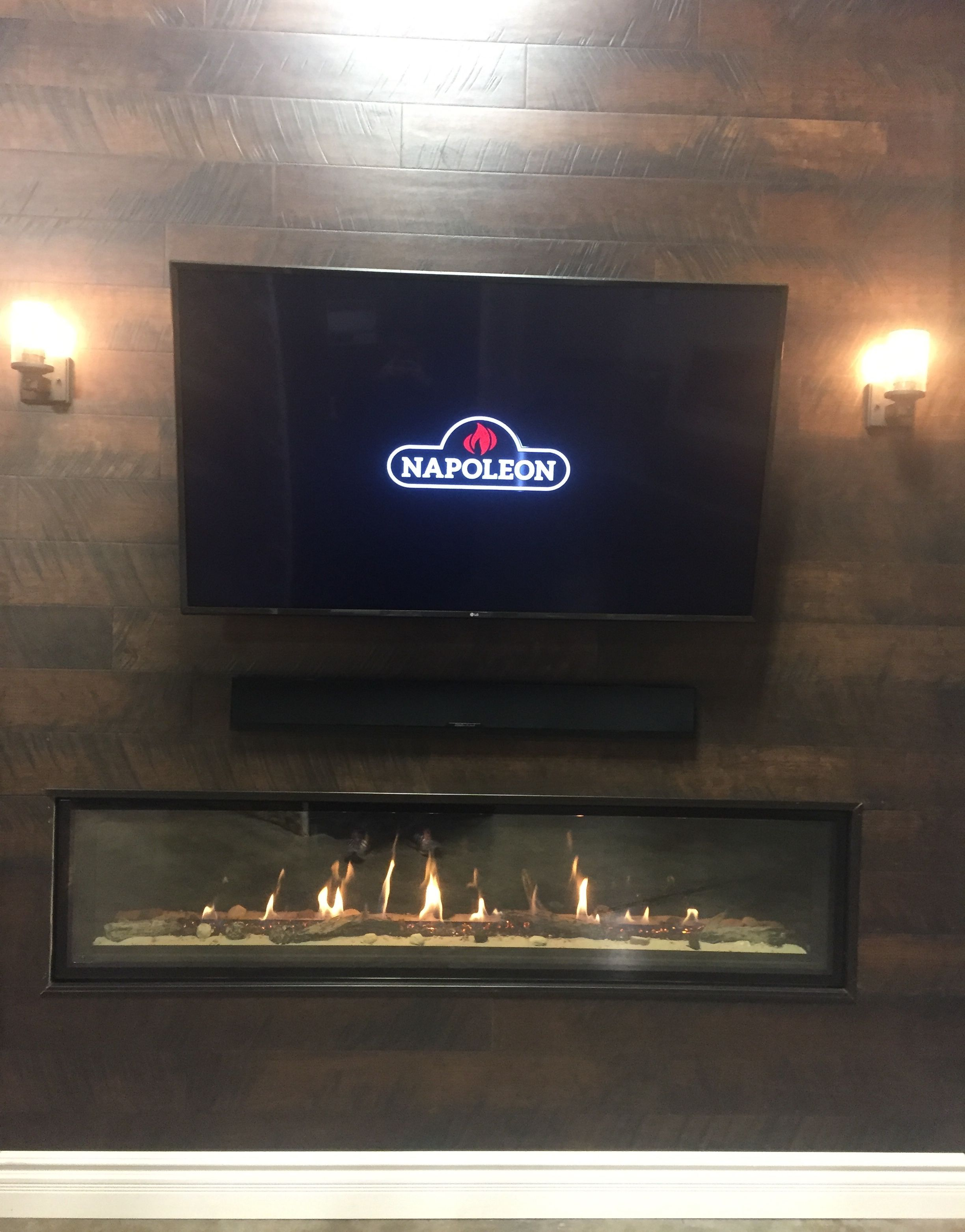 Come Visit A Showroom To See The New Napoleon Luxuria Fireplace