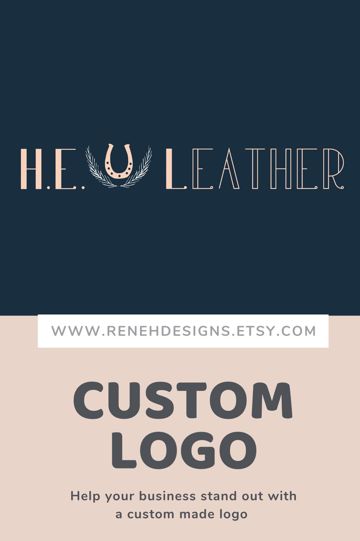Custom Logo Design Company Logo Creation Professional Logo Etsy In 2020 Custom Logo Design Company Logo Design Logo Design