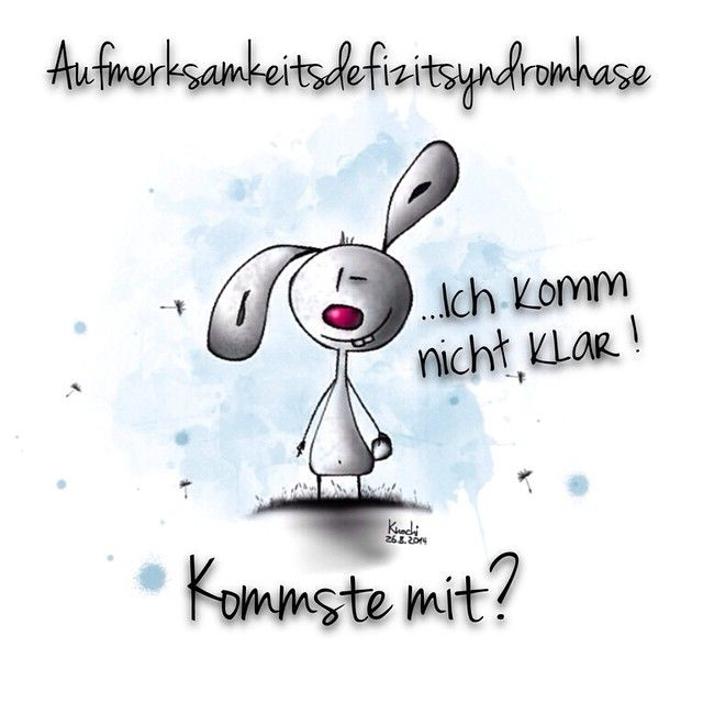 🎨 Ich komm nicht klar ! Kommste mit ? 😜✌️ #spass #fun #drawing #painting #bunny #hase 🐰 #sketch #ske - knochi_art