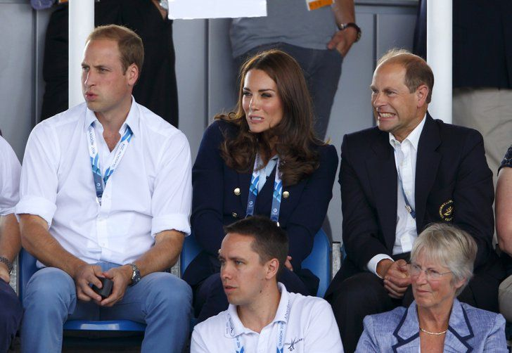 Pin for Later: Kate Hops in Sky-High Wedges After Getting Hot With Will