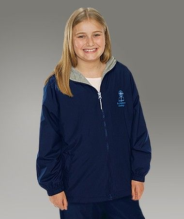 f3e1e2d6f Charles River Apparel Style 8720 Youth Portsmouth Jacket | Youth ...