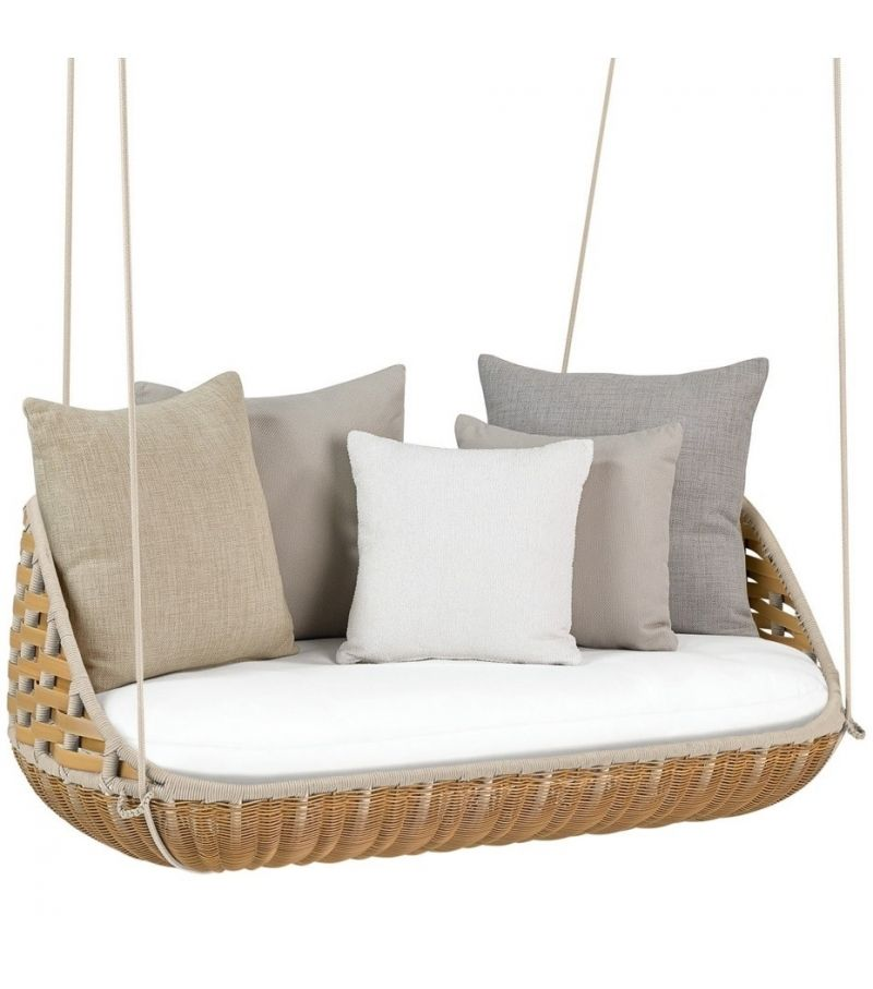 Swingus Dedon 2 Seater Sofa Milia Shop Hanging Garden Chair Hanging Lounge Chair Love Seat