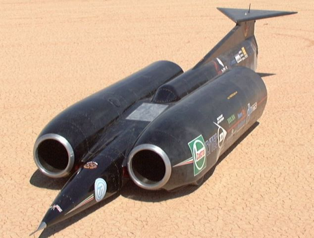 Land Speed Record >> Land Speed Record Car Google Search Fast Cars Vehicles