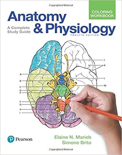 Anatomy And Physiology Coloring Book 12th Edition Pdf Free
