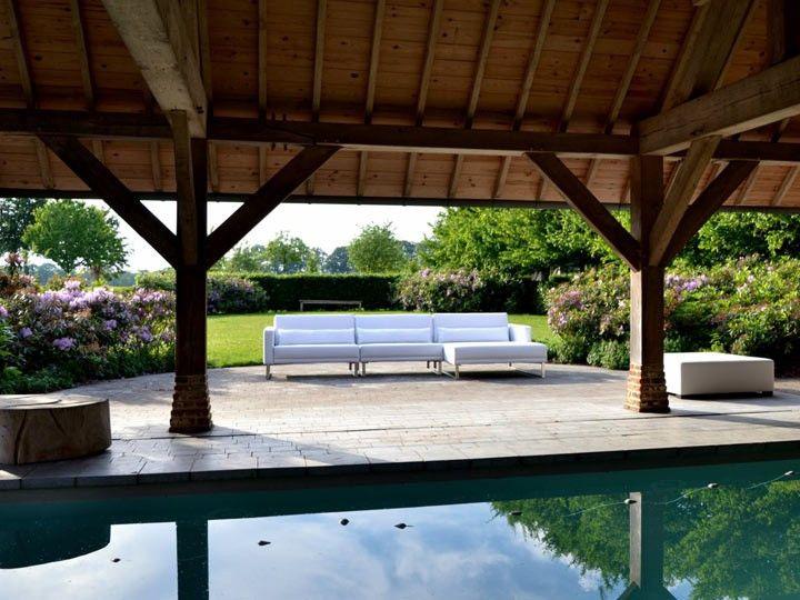 BARI Lounge Livingruhm aus Silvertex #garten #gartenmöbel ...