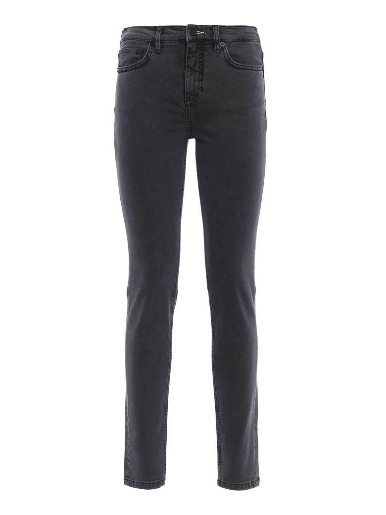 MCQ BY ALEXANDER MCQUEEN Denim Slim Fit Jeans. #mcqbyalexandermcqueen #cloth #