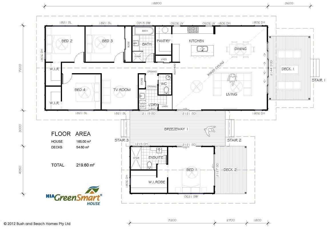 Daintree Bush and Beach House & Home Designs | House Designs ...