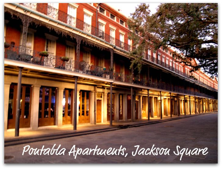Upper Pontalba Building New Orleans Merchants Ping Bienvenue En Louisiane And Pass A Good Time Sha