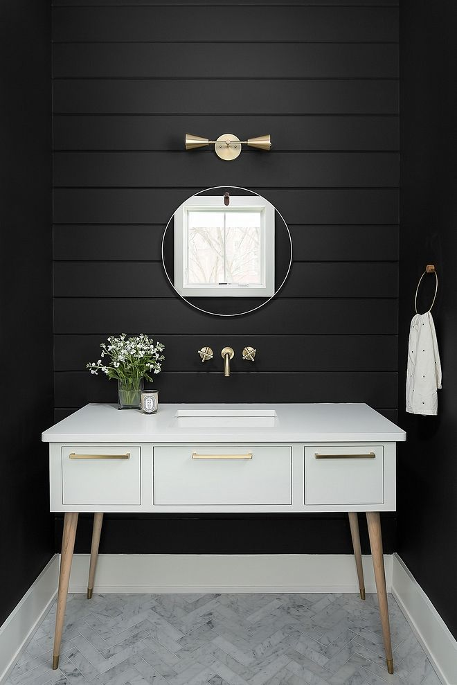 Benjamin Moore Black Jack Shiplap Paint Color Sources On Home Bunch